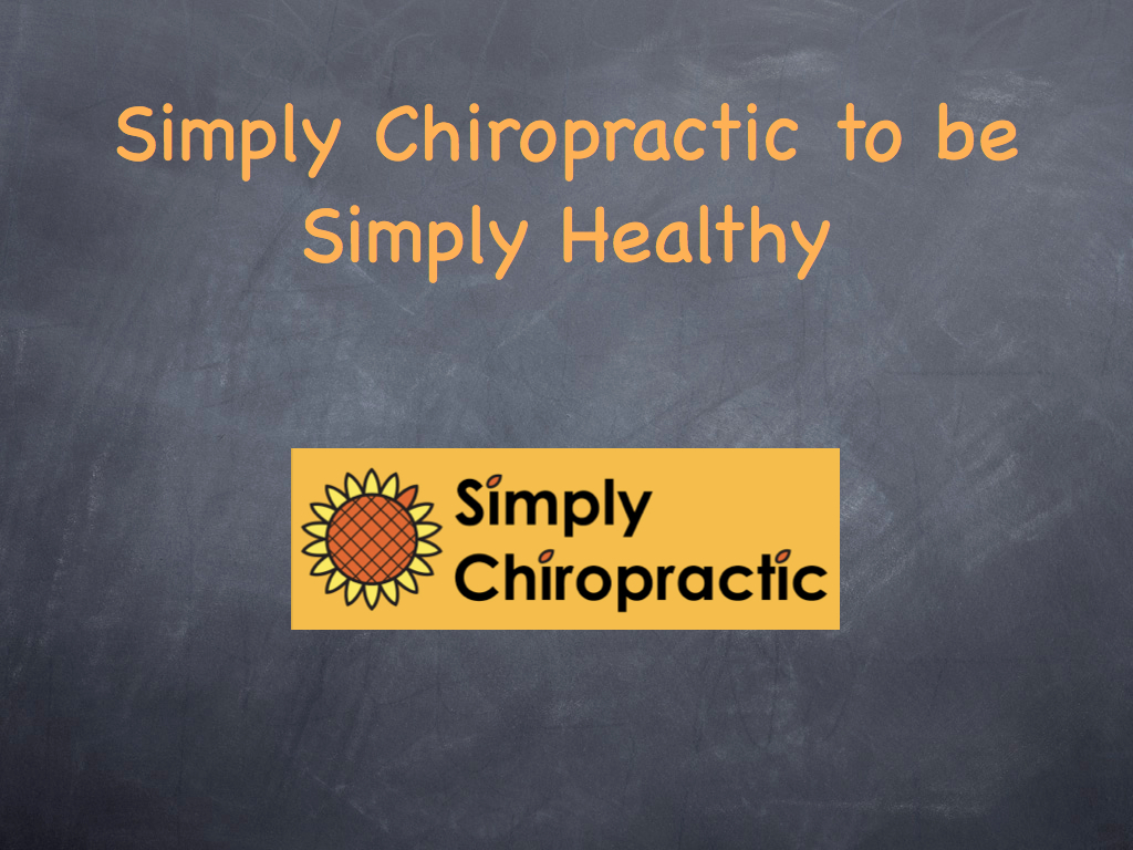 Chiropractic Education-slide show
